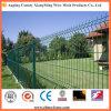 Frontière de sécurité soudée de treillis métallique de la couleur Ral6005 verte (XM-SF18)