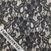 disegno del reticolo di fiore 100%Nylon di merletto
