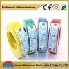 Cable con aislamiento de PVC flexible de cobre eléctrico