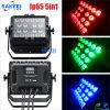 LED 20PCS*15W RGBWA 5 en 1 luz impermeable de la IGUALDAD