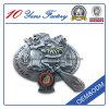 Medalla conmemorativa de encargo del metal del profesional 3D