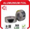 Cinta incombustible del papel de aluminio para los conductos flexibles