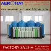 水処理の企業のためのFRPタンク圧力容器Withaccessories