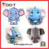 Elefante feito-à-medida do brinquedo do luxuoso de China