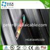 Cable flexible plano del sumergible de la bomba