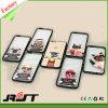 新しくかわいいデザイン漫画様式の携帯電話TPUの箱