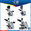 Microscópio FM-159 binocular biológico para a patologia