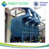Collector van het Stof van de Filtratie van de Hoge Efficiency van Forst de Industriële