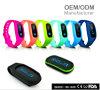 Новый приходя отслежыватель деятельности при браслета Bluetooth шагомер Wristband пригодности 2016