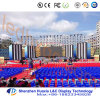 640X640mm Meurent-Casting l'Afficheur LED P10 de Cabinet Outdoor pour Rental