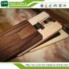 Tarjeta de madera ultra fina libre del USB de la insignia