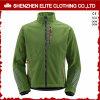 Куртка Softshell представления зеленого полиэфира Nylon