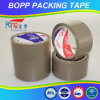 Het Bruine Karton dat van Hongsu de Zelfklevende Band van de Verpakking verzegelt BOPP