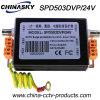 Protetor de impulso do CCTV da potência 24VAC dos dados video (SPD503DVP/24V)