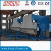 2-WE67K-600X6000 강철 플레이트 유압 세로로 연결되는 구부리는 기계