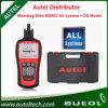 De originele Elite Md802 van Autel Maxidiag PRO Al Model (MD701+MD702+MD703+MD704) Md 802 van het Systeem van Ds Volledig Systeem
