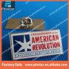 SalesのためのAlibaba Factory Printing Process Star Metal Custom Lapel Pin Badge