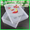 Transparente Schuhe des Plastikpp., die Kasten verpacken