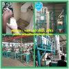 Machine de minoterie et de conditionnement de maïs, fraiseuses de maïs