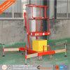 Levage en aluminium de mât simple de la CE ISO9001 8m en vente
