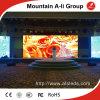 Максимум освежает экран дисплея P10 СИД крытый для выставки рекламировать/этапа