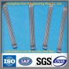 Fibra reforzada fibra de acero de los añadidos de la fibra de lado a lado