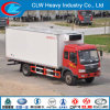 Ice Cream Vegetable Meat Refrigerated Food Refrigerator Truck