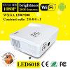 180W LED, 20000hours projecteur de soutien 720p/1080P 3D de la vie 1280*800