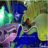 De grote Veelkleurige Bloem van de Ambacht van het Glas van de Decoratie