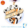 De Medaille van /Award van de Zilveren medaille van /Soccer/Football van de Medaille van de Kop van de uitdaging