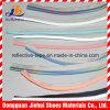 100%Polyester of Tc de Zilveren Band van de Leidingen van de Kleur Weerspiegelende voor Kledingstuk