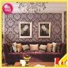 PVC de luxe Wallpaper de Series Classic Live pour TV Wall Decor