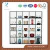 Проверите полки выставки кубиков индикации шкафа хранения для домашней пользы