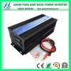 инвертор синуса 2000W DC24V AC220/240V чисто с цифровой индикацией (QW-P2000B)