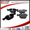Almofadas de freio Semi metálicas superiores do carro da qualidade KIA