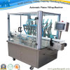 12 Heads Liquid and Past and Cream Filling Machine