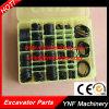 Hydrozylinder-Rod-Dichtungs-Exkavator-Dichtungs-Installationssätze Sj 30911-7513