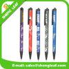 Stylo bille en plastique de différents cadeaux promotionnels de conception (SLF-PP055)