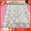 2016tailian Polyester Tricot floral Knitted Lace Apparel Fabric