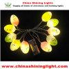건전지에 의하여 운영하는 부활절 훈장 계란 LED 휴일 빛