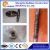 Kleines Brass Worm Gear und Pinion für Construction Gearbox