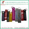Porte-clés colorés promotionnels de tissu de feutre de la Chine