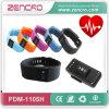 Montre intelligente de Wristband de bracelet de fréquence cardiaque de Jw86 Digitals Bluetooth