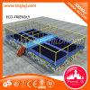 Кровать нового парка Trampoline малыша конструкции скача для сбывания