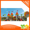 Schloss-Serien-Double-Deck im Freienspielplatz-Plättchen für Verkauf