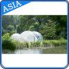 Aufblasbare klare Kuppel für Outdoor-Camping-