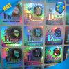 Выгравированное лазером печатание стикера обеспеченностью Stickers/3D ярлыков/лазера изготовленный на заказ