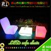 Sofa d'éclairage LED, chaise de barre de DEL, meubles de lueur de DEL