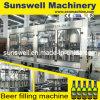 Automatisches Bier-füllende Zeile