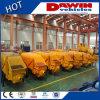 販売の100mの分布の鋼鉄パイプラインが付いている50 Cbm/Hrの具体的なポンプ機械